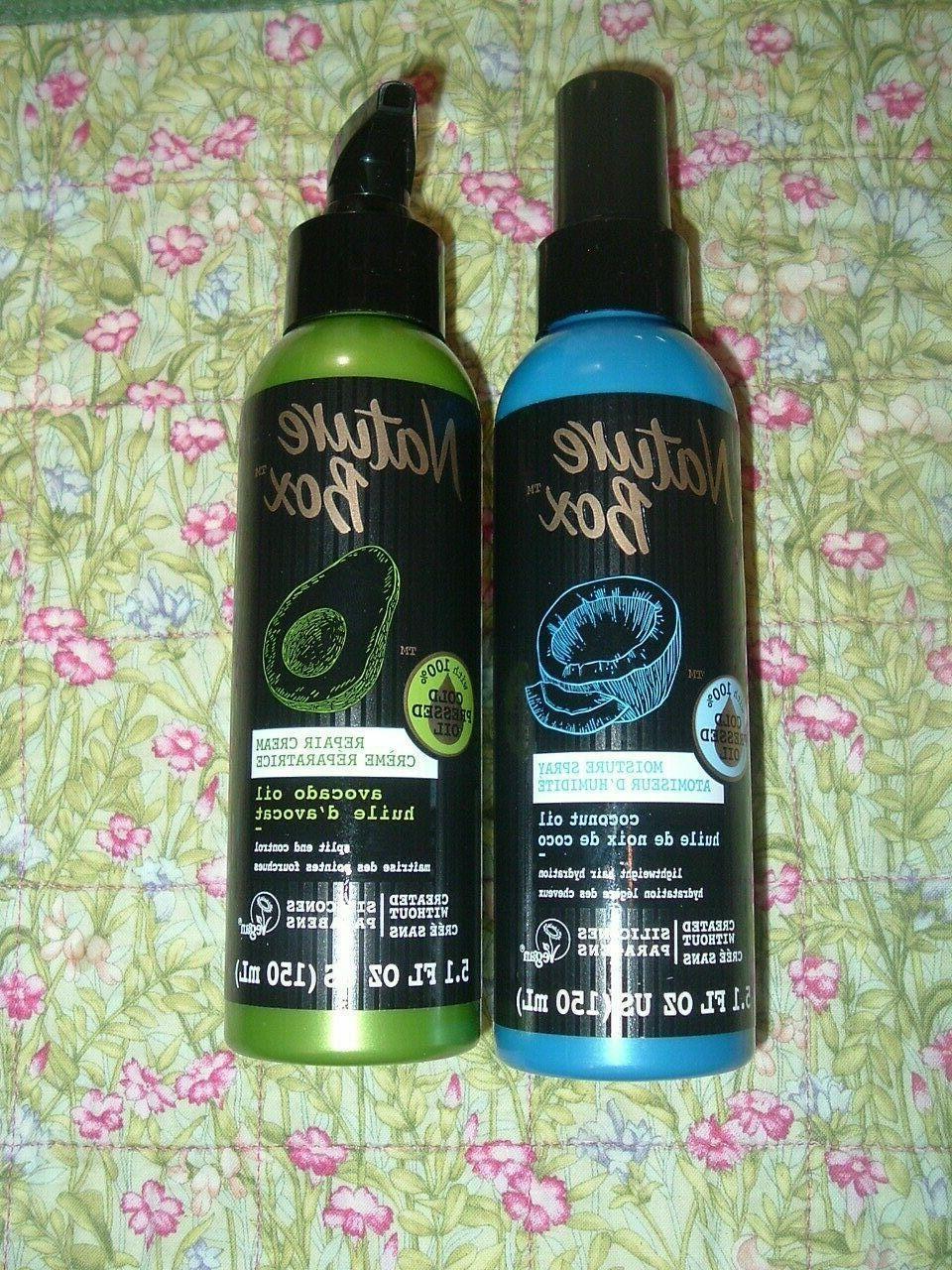 moisture coconut oil hair spray 5 1