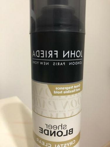 NEW HTF-John Blonde Spray *PRICE