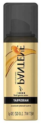 New Pantene Pro-V Extra Strong Hold Hair Spray 1 oz