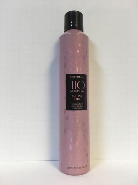 Matrix Oil Wonders Volume Rose Finishing Hairspray - 10.2oz
