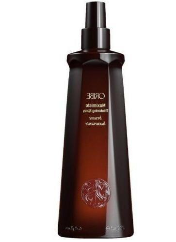 oribe maximista thickening hair spray 6 8