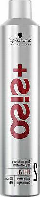 SCHWARZKOPF OSiS Freeze Finish 2 Strong Hold Hair Spray , 15
