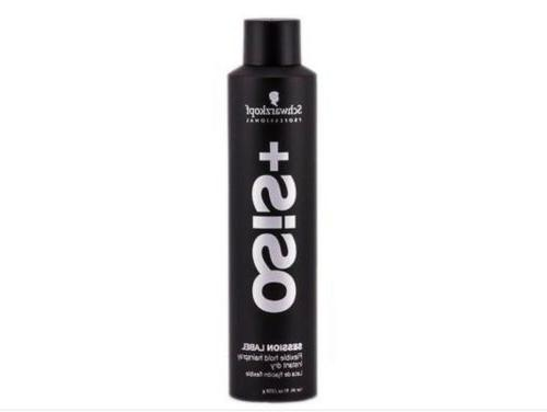 Schwarzkopf Osis+ Session Label FLEXIBLE HOLD Hairspray 9.1o
