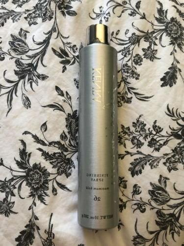 platinum finishing spray 26 maximum hold hairspray