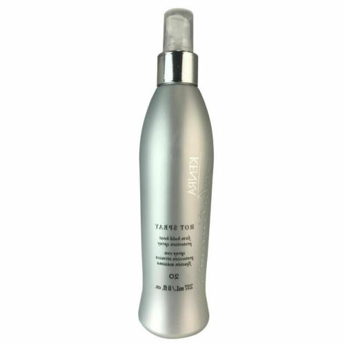 platinum hot hair spray firm hold