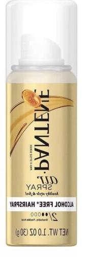 Pantene Pro-V Airspray Flexible Hold Hair Spray, 1 oz