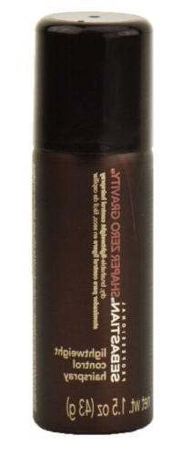 professional shaper zero gravity hair spray 1