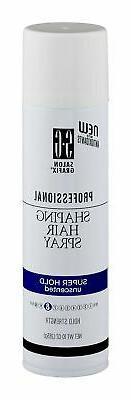Salon Grafix Professional Shaping Hair Spray Unscented Super