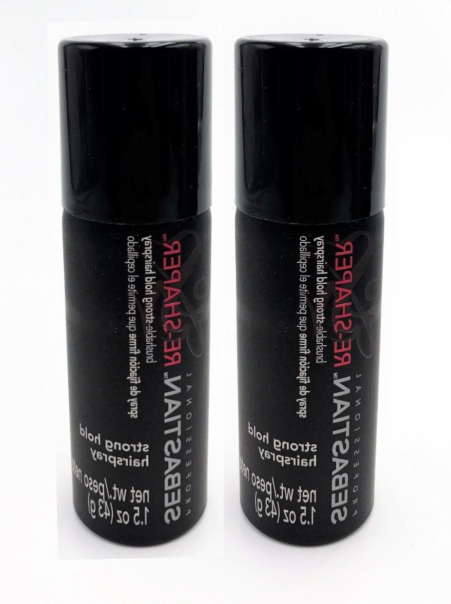 re shaper strong hold hairspray 1 5
