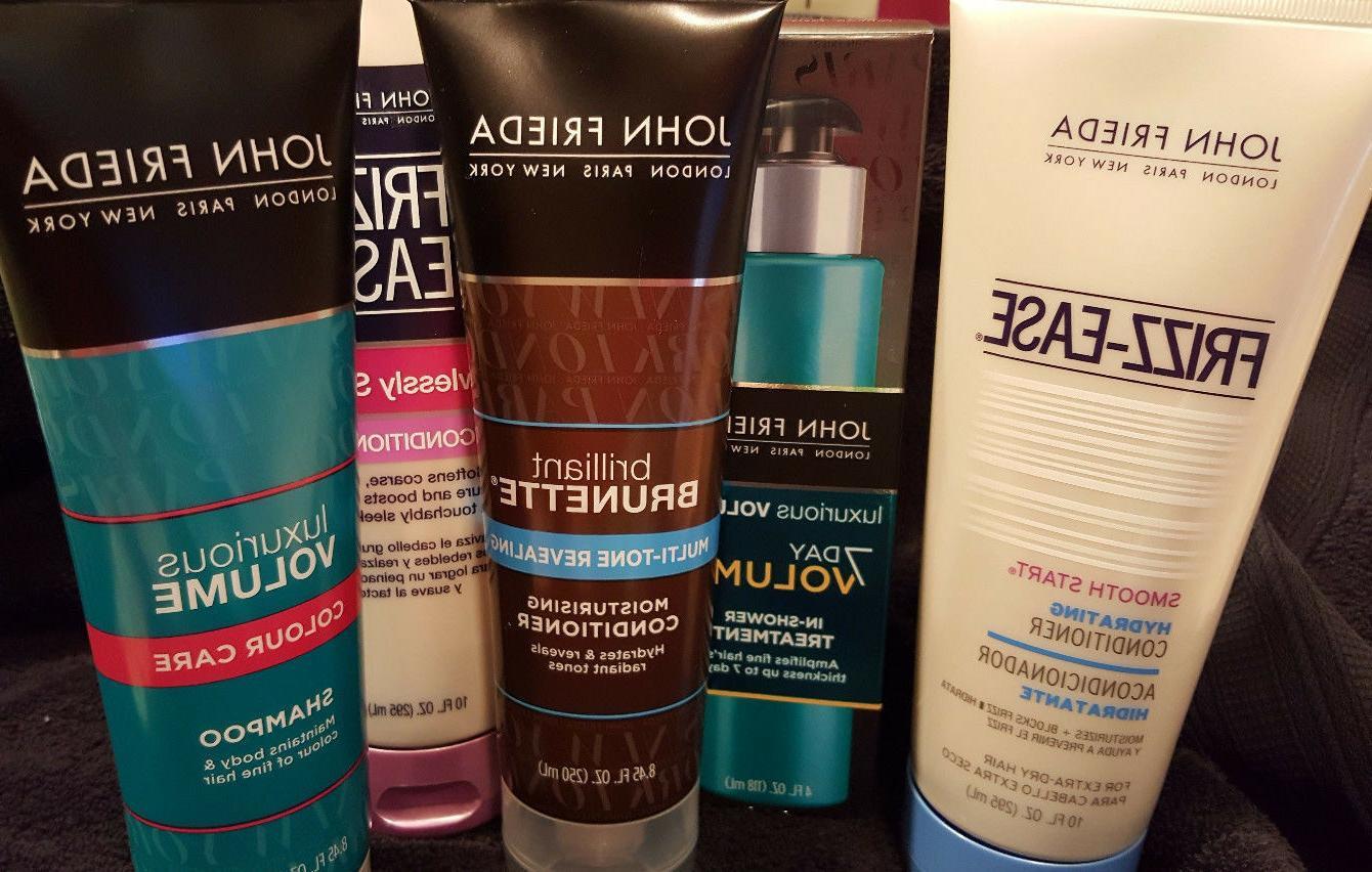 John Frieda Shampoo ~ Conditioner & hair care