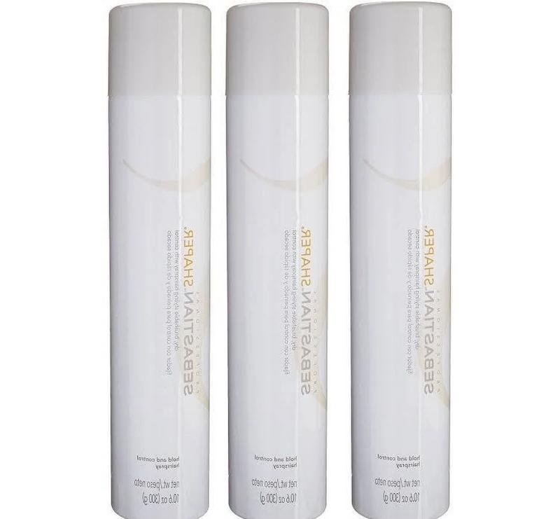shaper dry brushable hairspray with control 10