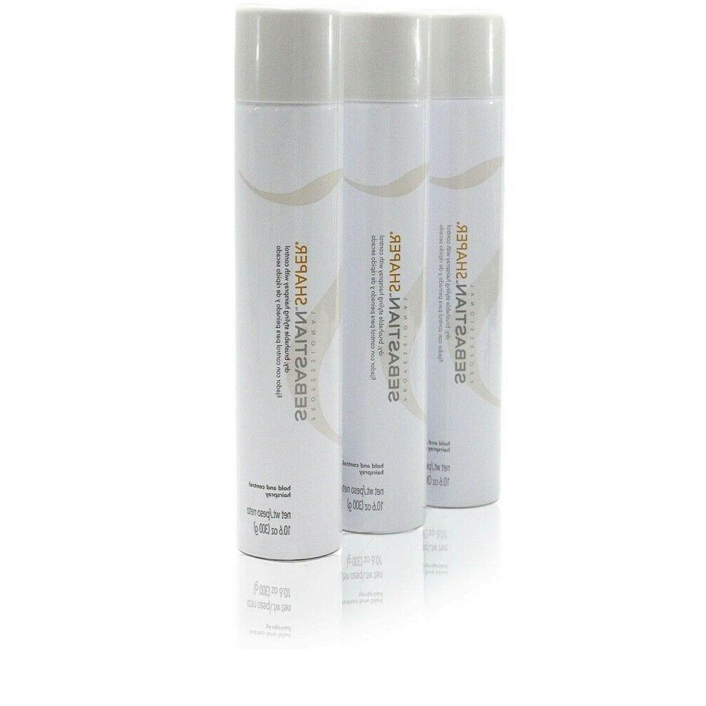 shaper hairspray 10 6oz pack of 3