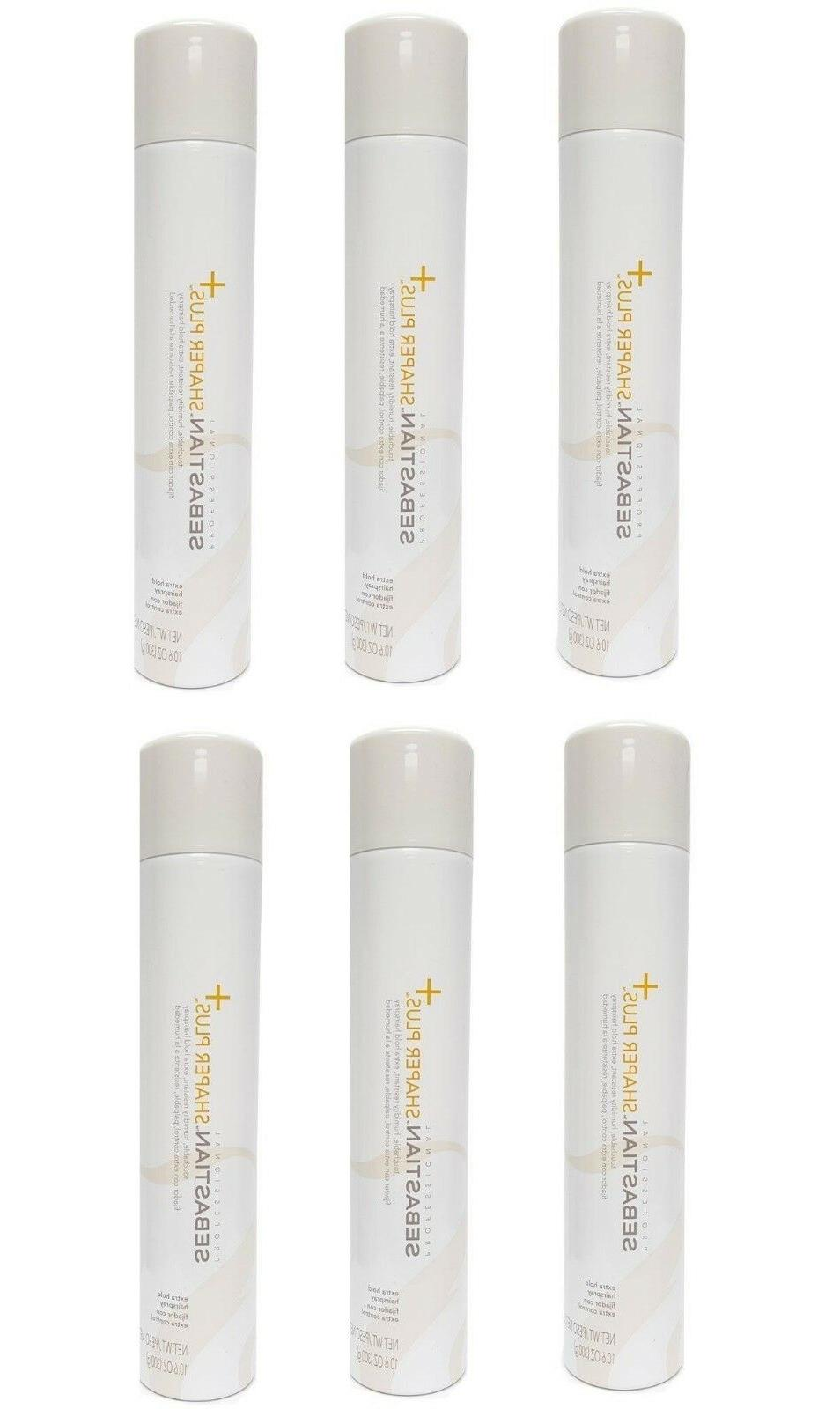 shaper plus hair spray by for unisex