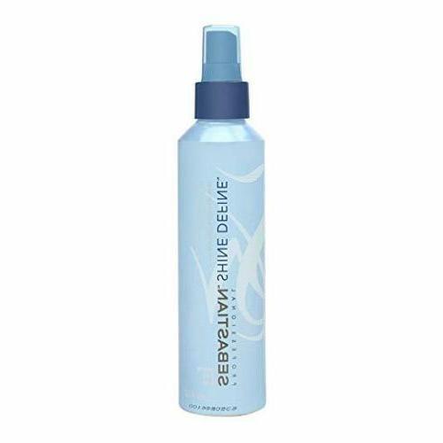 shine define hairspray 6 8 oz flexible