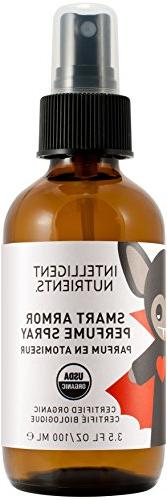 Intelligent Nutrients - Smart Armor Perfume Spray, Natural D