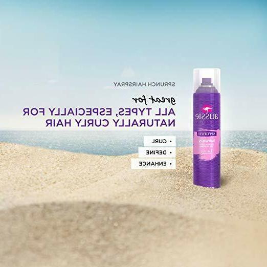 Aussie Aerosol Hairspray 10 NEW