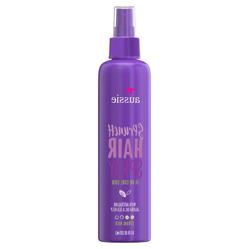 sprunch hair spray 24 hour curl lock