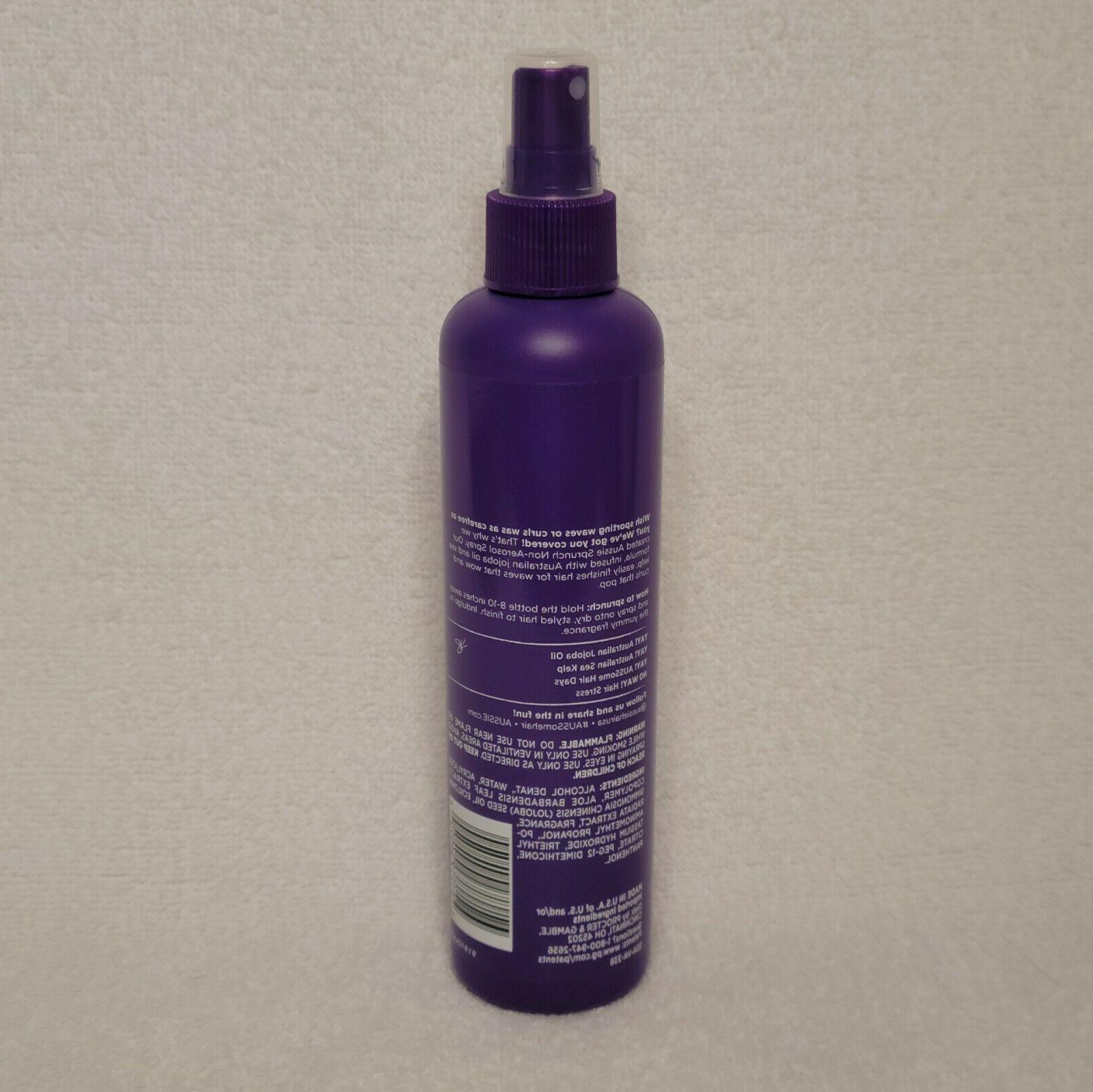 Aussie Sprunch Hair Spray, 24hr Lock, Strong Hold, 8.5oz