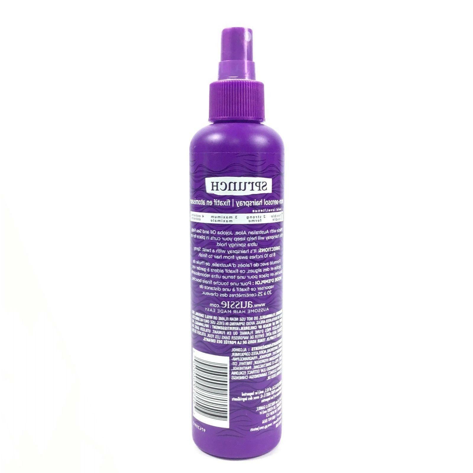 Aussie Sprunch Spray Non 8.5