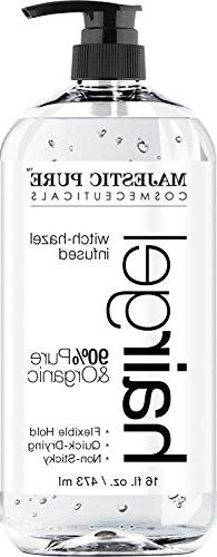 Majestic Pure Styling Hair Gel for Men & Woman with Organic