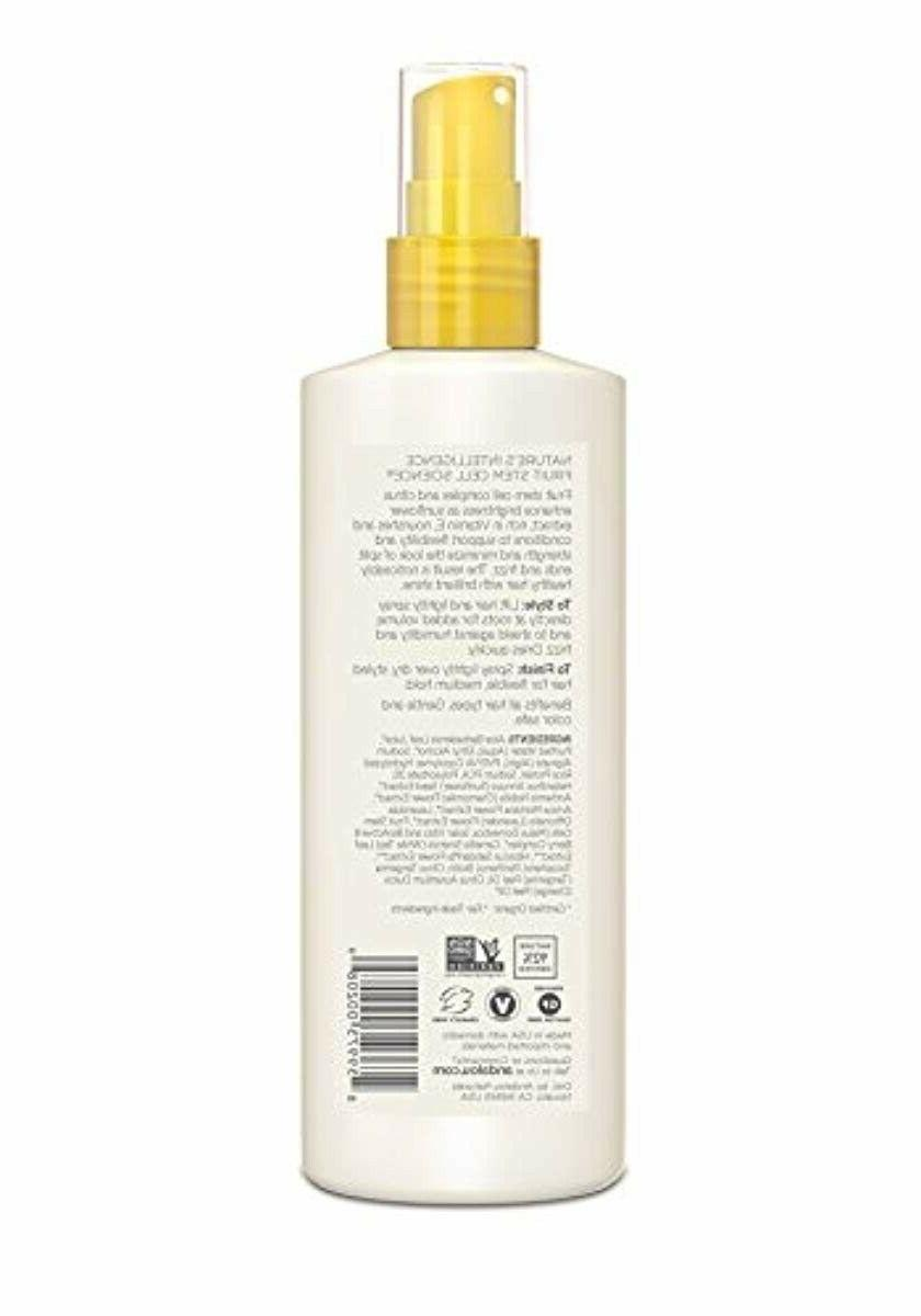 Andalou Naturals Sunflower Citrus Brilliant Shine Hair Spray