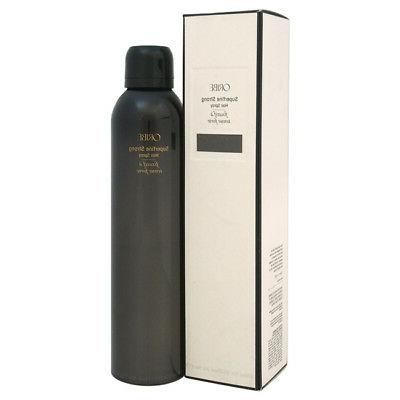superfine strong hair spray by for unisex