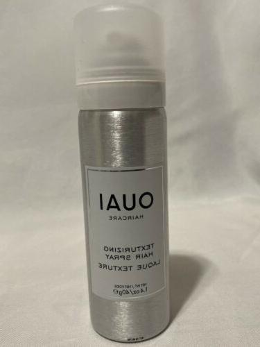 texturizing hair spray volume texture travel size