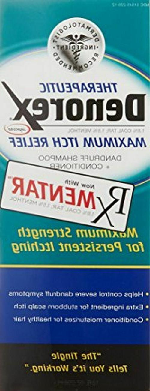 Denorex Relief, Dandruff Conditioner, 10oz