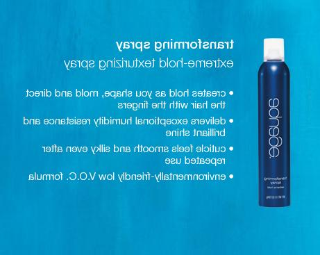Aquage Transforming Spray Extreme Hold