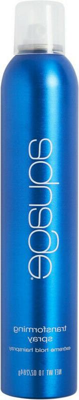 transforming hair spray extreme hold 10 oz