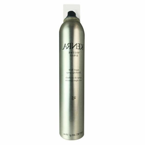 volume hair spray 25 10 oz