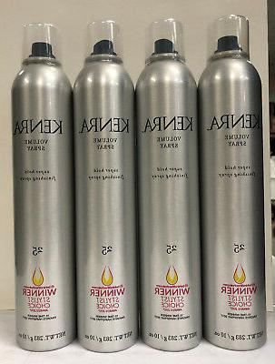 volume spray super hold 25 hairspray 10