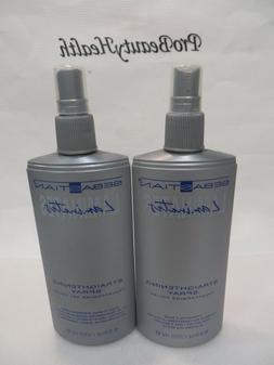SEBASTIAN LAMINATES Straightening Spray 8.5 oz 2 bottles