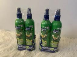 lot kids detangler conditioner spray silly apple