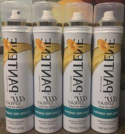 Lot of 4 Pantene Pro-V Smooth Airspray Alcohol Free Hair Spr