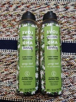 Love Beauty & Planet Coconut Milk & White Jasmine Hair Spray