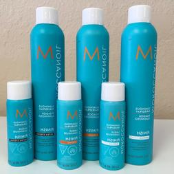 Moroccanoil Luminous Hairspray Extra Strong , Strong, Medium
