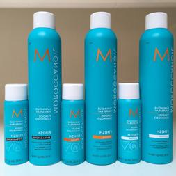 Moroccanoil Luminous Hairspray - Medium, Strong, Extra Stron