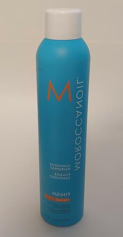 Moroccanoil Luminous Hairspray Strong Finish 10 oz Full Size