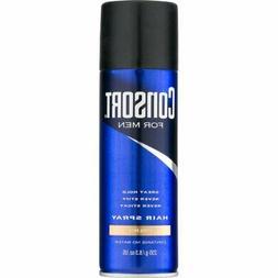 Consort Hair Spray For Men Aerosol Extra Hold Masculine Scen