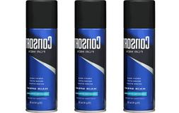 Consort For Men Hair Spray Unscented Extra Hold 8.30 oz PACK