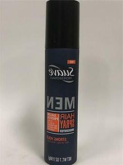 Suave Men Hair Spray Unscented Strong Hold