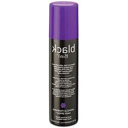 black 15in1 Miracle Hair Spray, 3 Ounce