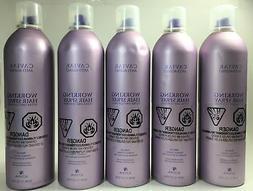 New ALTERNA Caviar Anti-Aging Working Hairspray Ultra-Dry Co