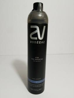 new microfiber mist ultra firm hair spray
