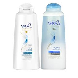 Dove Bundle: Dove Shampoo Oxygen Moisture, 20.4 Ounce And Do