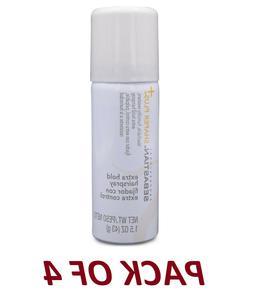 Pack of 4 - Sebastian Shaper Plus Extra Hold Hairspray 1.5 o