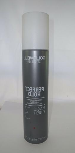 Goldwell Perfect Hold MAGIC FINISH 3 Lustrous Hair Spray 8.5