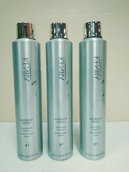 platinum working spray 14 flexible hold hair