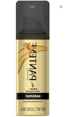 Pantene Pro-V Extra Strong Hold Hair Spray 1 oz  Travel Size